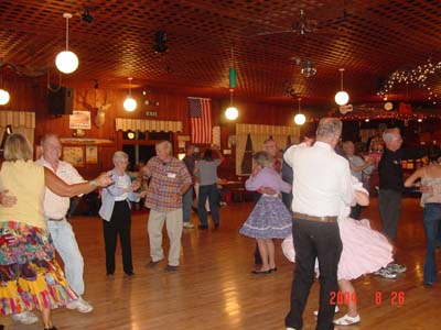 circle 'n squares square dance club